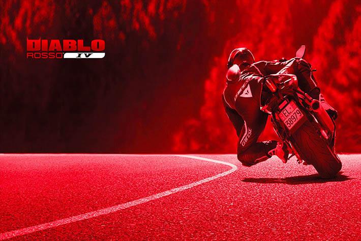 Pirelli Diablo rosso IV ™: driving is an art!