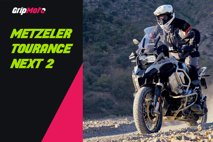 METZELER TOURANCE NEXT 2™: EVERY DAY IS A NEW ADVENTURE